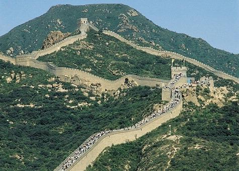 wielki mur chińaki